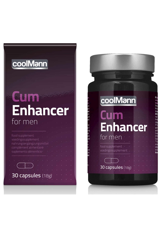 CoolMann Cum Enhancer Caps-30db.